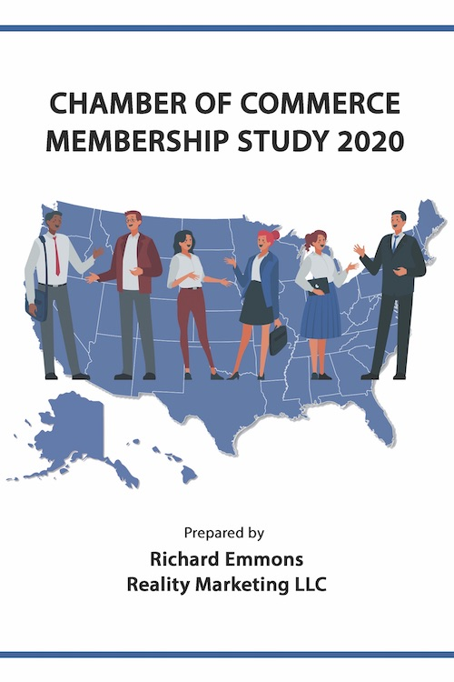 Chamber Membership Study 2020 book cover